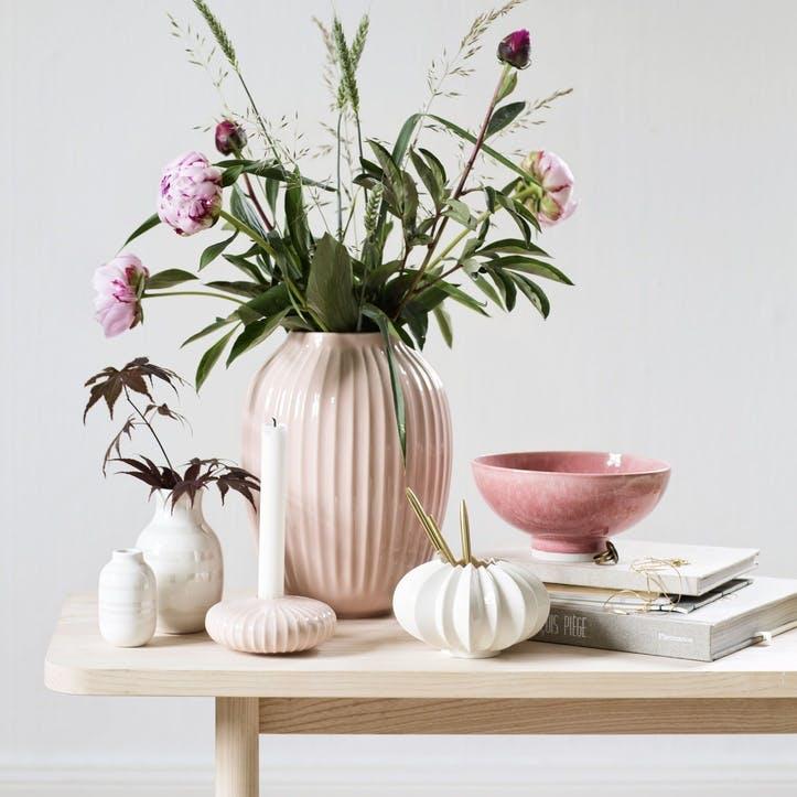 Hammershøi Vase, Large, Rose