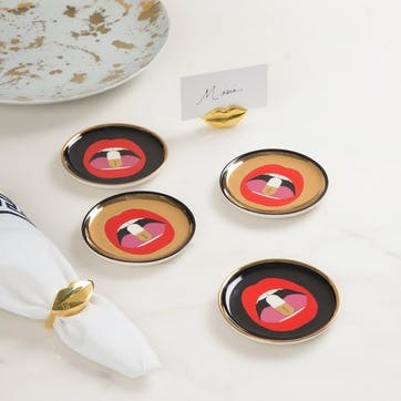 Full Dose Coasters, Set of 4