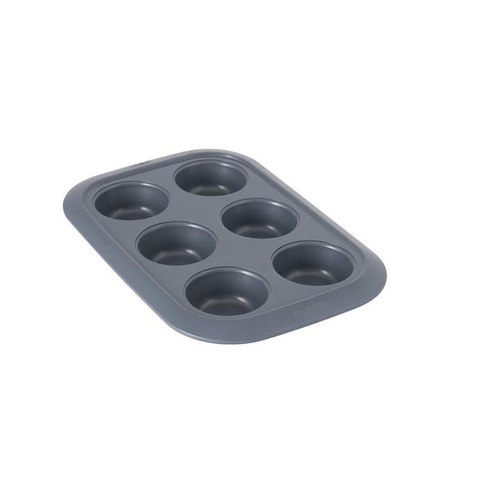 Gem, 6 Cup Cupcake Pan
