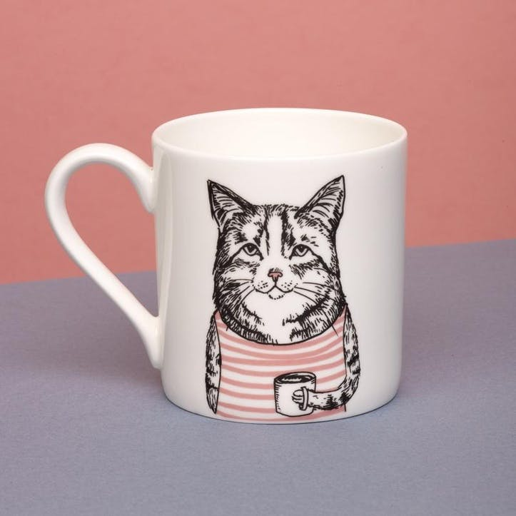 Cat Animal Mug