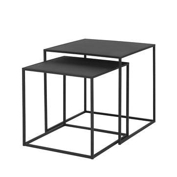 Fera Set of 2 Side Tables