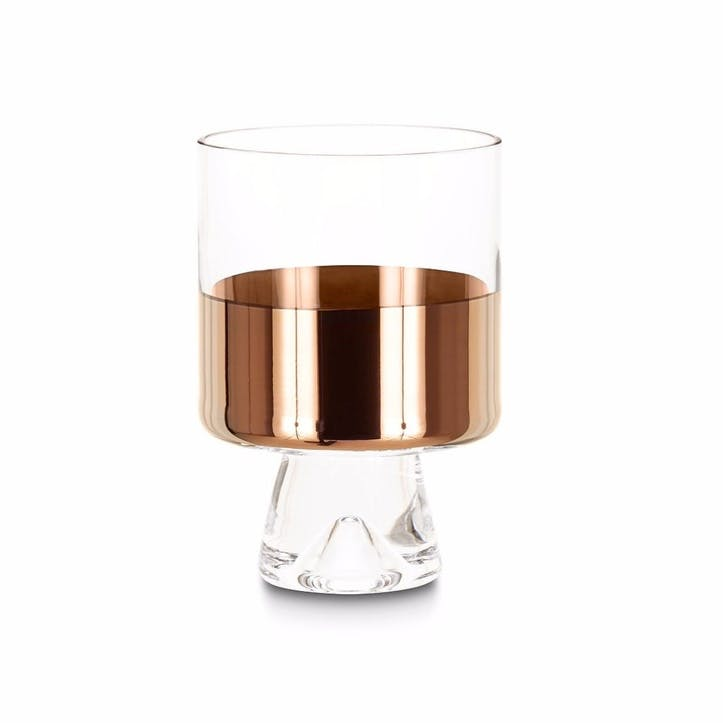 Tank Low Ball Glasses Set of 2