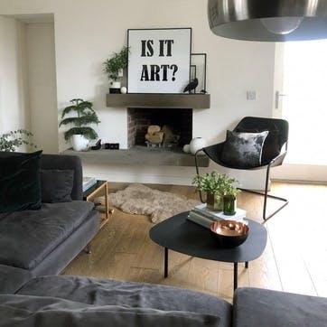 'Art?' Print - 50 x 50cm