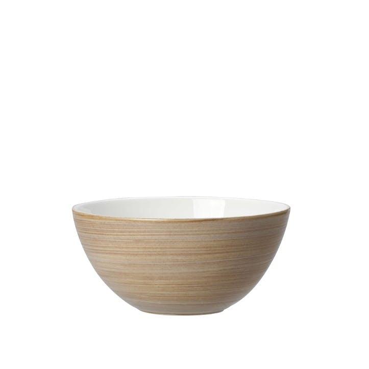 Studio Glaze Deep Coupe Bowl - 14.5cm; Classic Vanilla