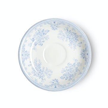 Asiatic Pheasants Tea Saucer, 16cm, Blue