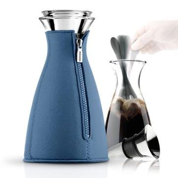 Coffee Maker - 1L, Moonlight Blue
