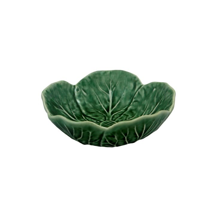 Cabbage Bowls, Set Of 4, 12cm, Green