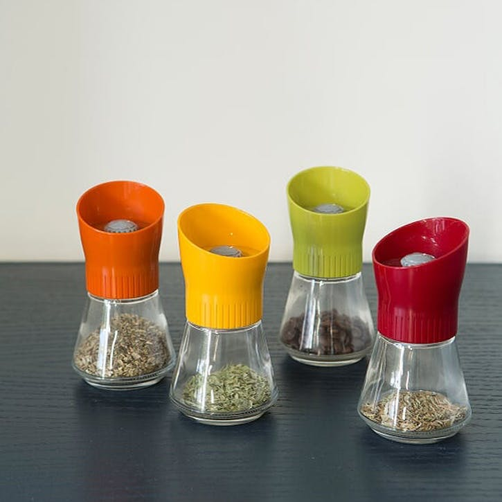 Sola Spice Mill, Red
