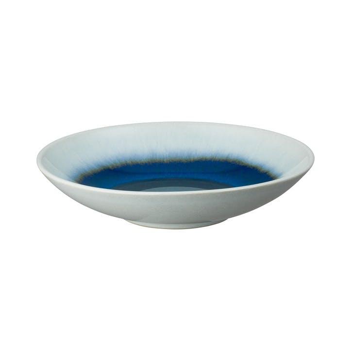 Statements Serving Bowl Medium Blue