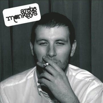 """Arctic Monkeys, Whatever People Say I Am That's What I'm Not 12"""" Vinyl"""
