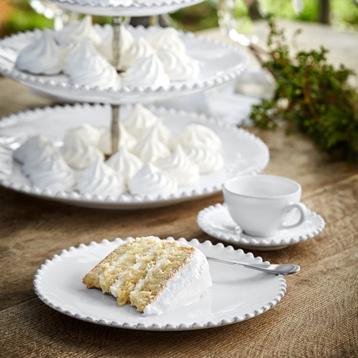 Pearl Three-Tier Cake Stand
