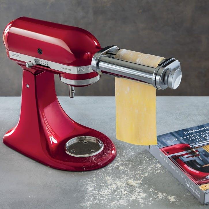Accessories Pasta Sheet Roller and Cutter Set