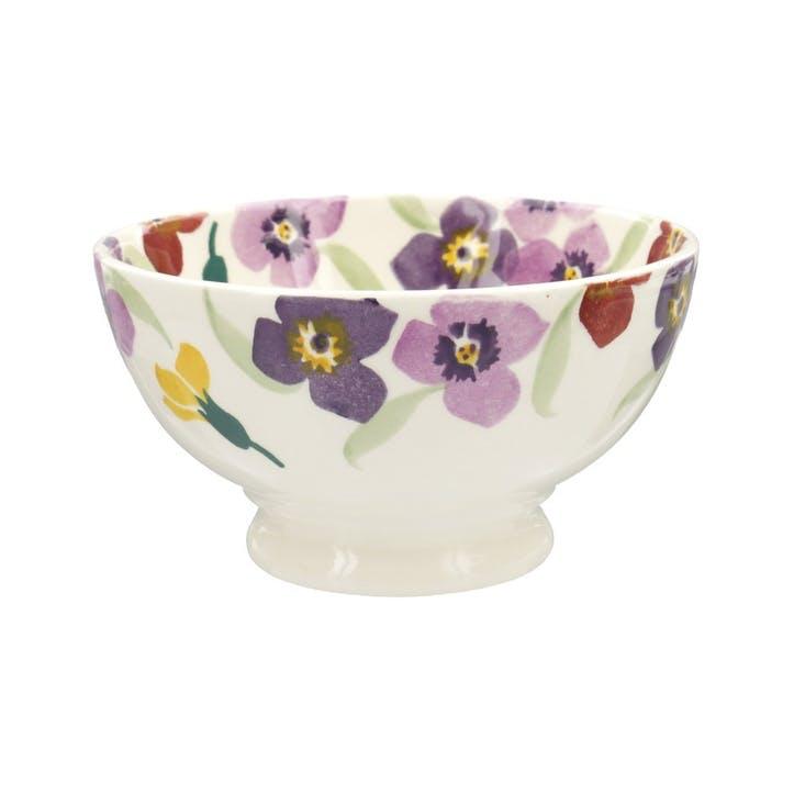 Wallflower French Bowl, 13.5cm