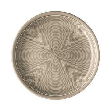 Trend, Dinner Plate, 26cm, Moon Grey