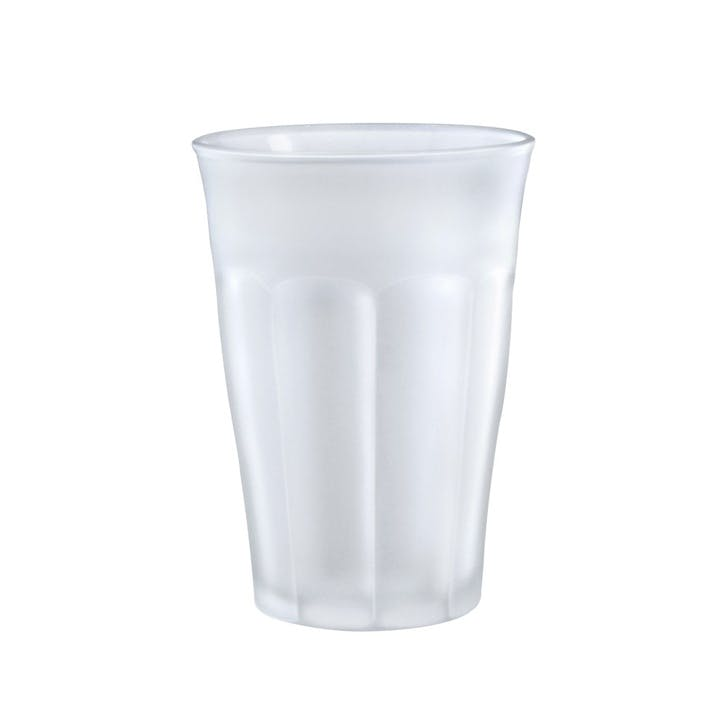Picardie Frosted, Tumblers, Set Of 6, 360ml, Frosted