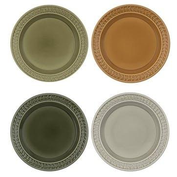 Botanic Garden Harmony Dinner Plates, Set of 4