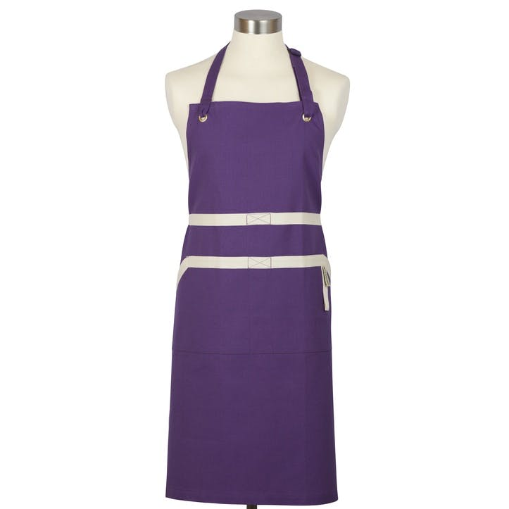 Chef's Apron; Ultra Violet