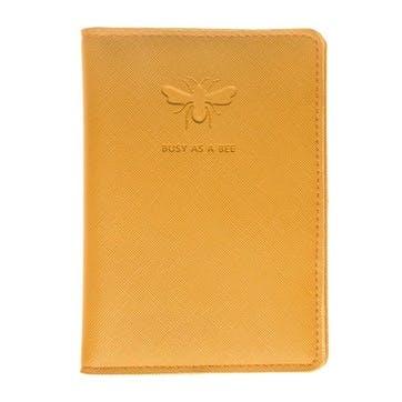 'Bees' Passport Holder