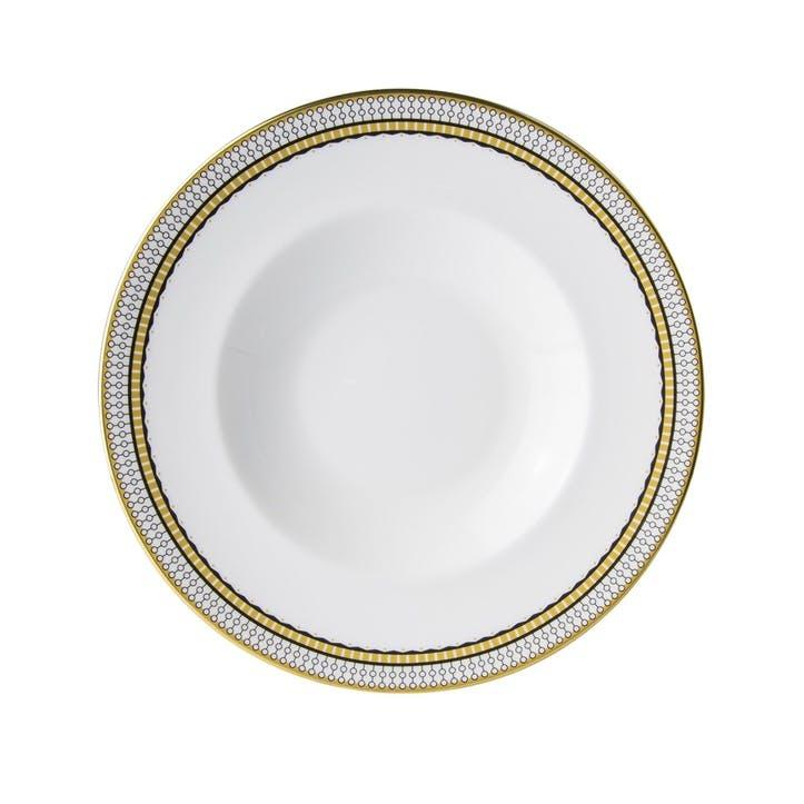 Oscillate Onyx Pasta Bowl - 27cm; Onyx