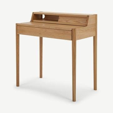 Leonie, Compact Desk, Oak