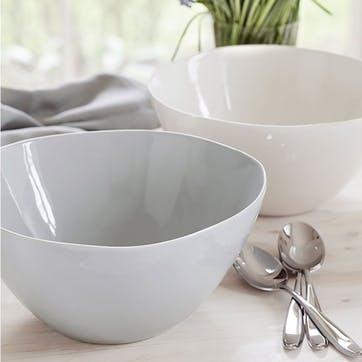Arbor Grey Serving Bowl