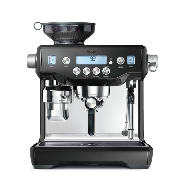 The Oracle Coffee Machine; Black