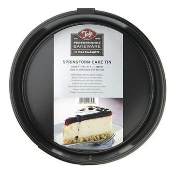 Performance Round Springform Cake Pan, 20cm