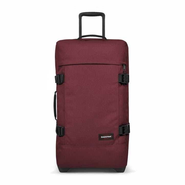 Tranverz Suitcase - Medium; Crafty Wine
