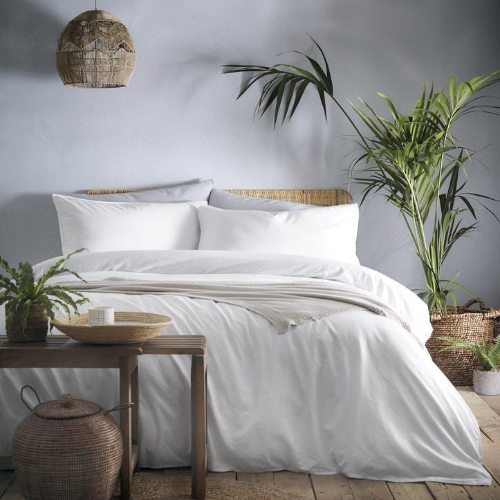 Savannah Bedding Set, King, White