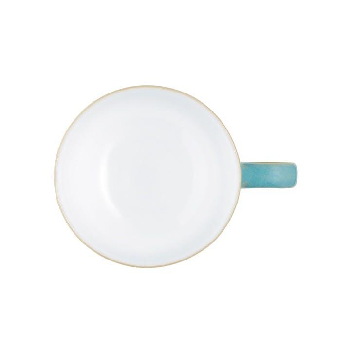 Azure Tea/Coffee Cup, 250ml, Blue
