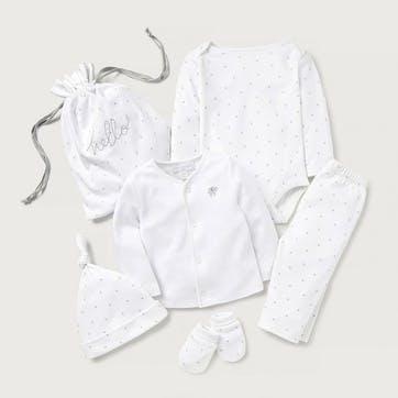 Hello Baby Gift Set, 3-6 Months