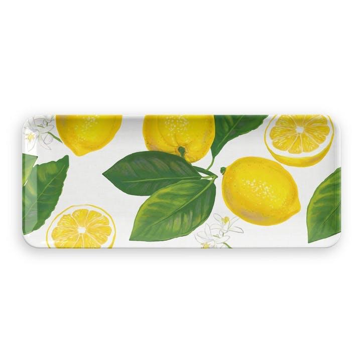 Lemon Fresh Long Platter