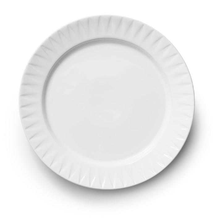 Coffee & More, Plate, 27cm, White