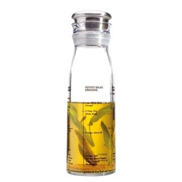 Salad Dressing Recipe Bottle