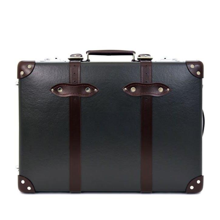 20 Inch Trolley Case; Dark Brown