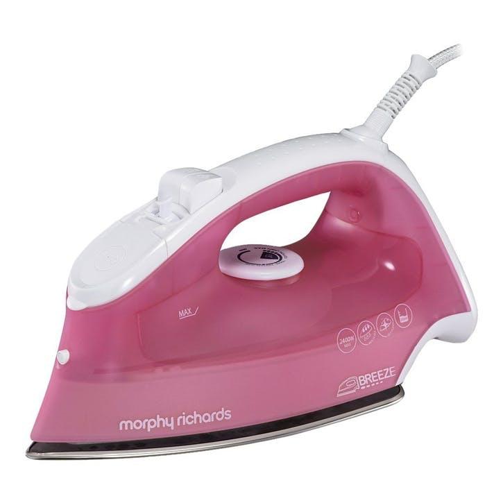 Breeze Steam Iron; Pink