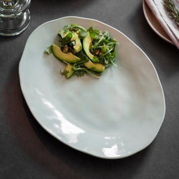 Winderton Platter, Sage