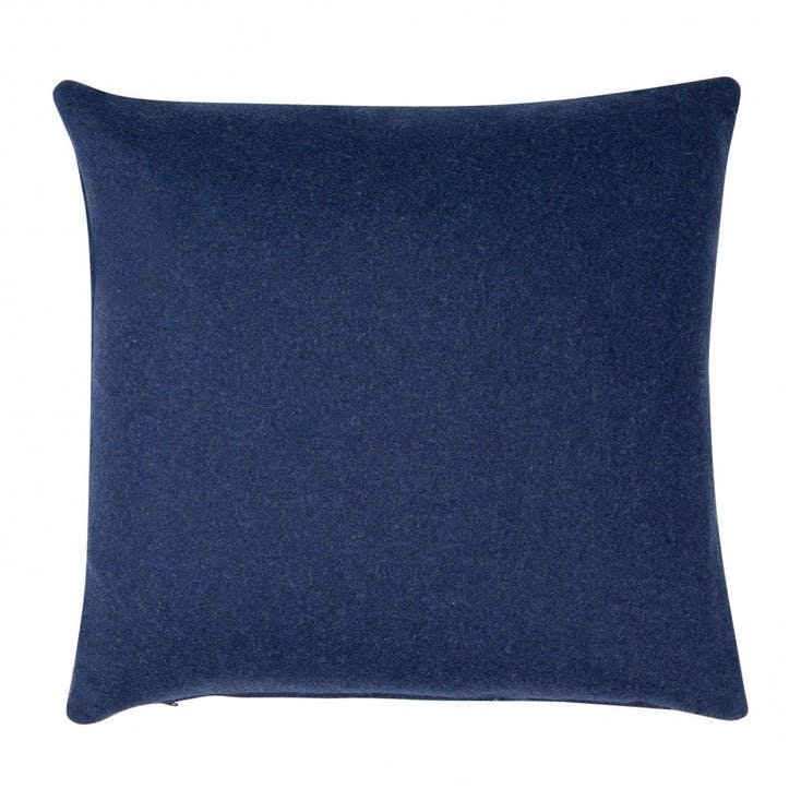 Islington Cushion Navy 45 x 45cm