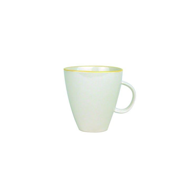 Abbesses Mug, Yellow