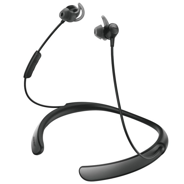 QuietControl 30 Wireless Bluetooth Noise-Cancelling Headphones; Black