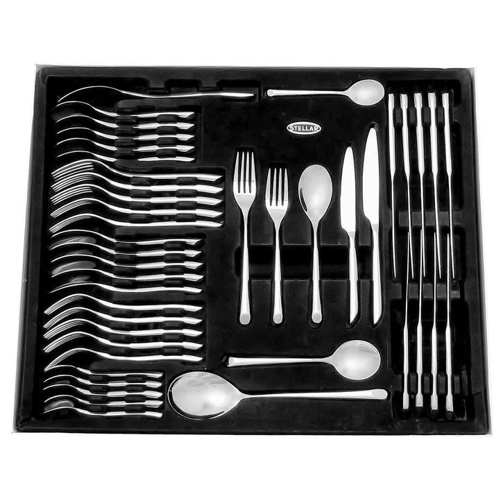 Raglan Cutlery Set, Gift Boxed - 44 Pieces