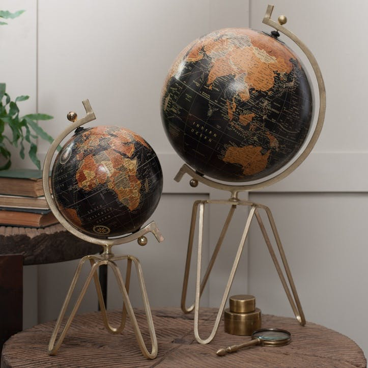 Ebu Decorative Globe - Small