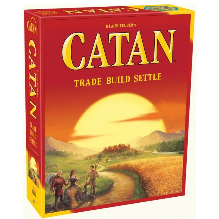 Settlers of Catan Board Game