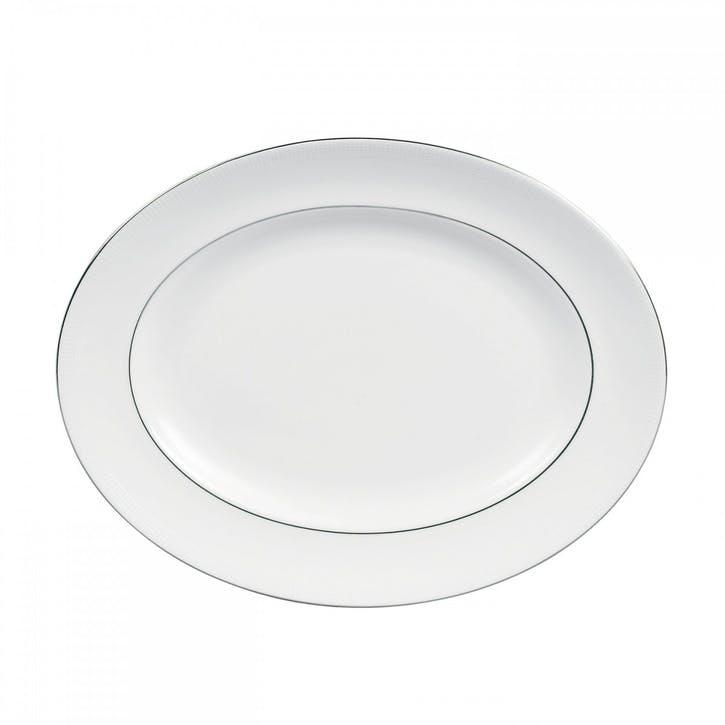 Blanc Sur Blanc Serving Dish, Small