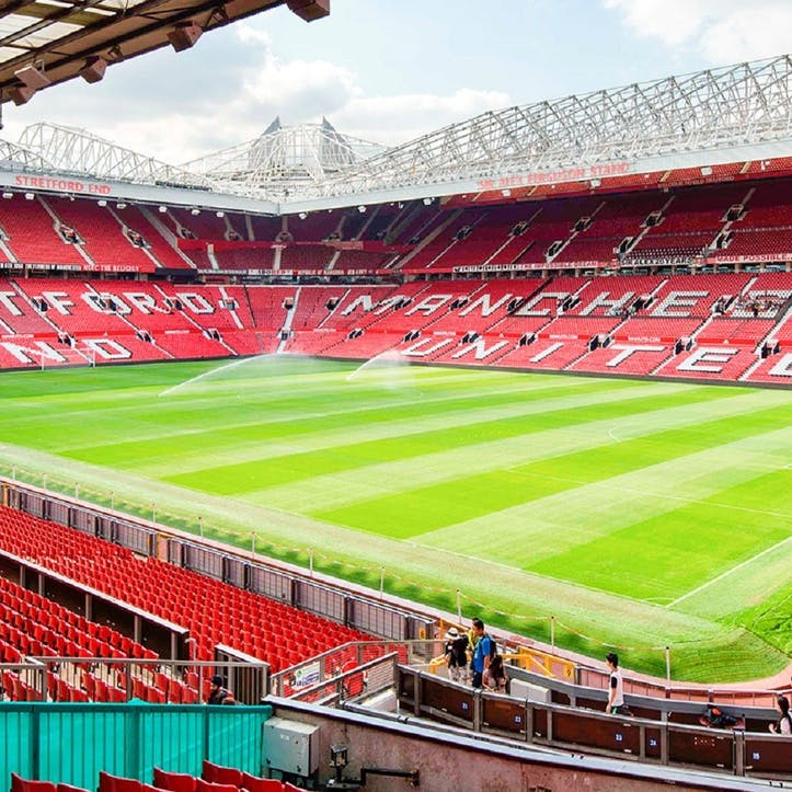 Manchester United Football Club Stadium Tour for Two
