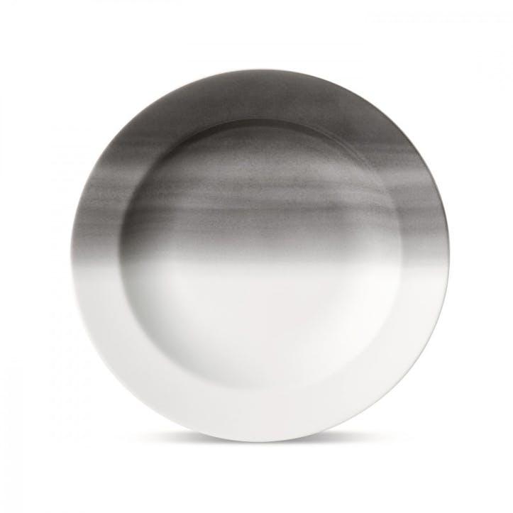 Degradée Rimmed Soup Plate