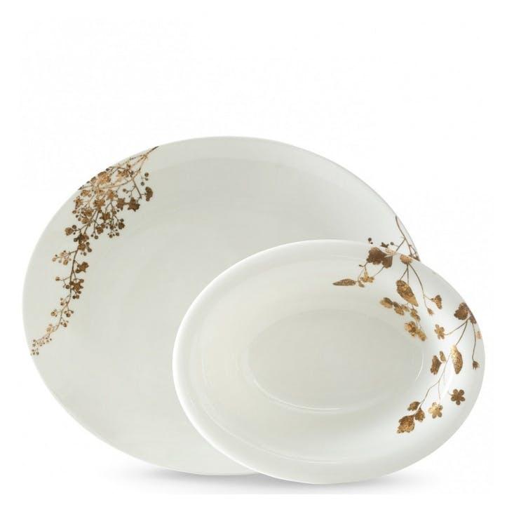 Jardin Serving Platter, Set of 2