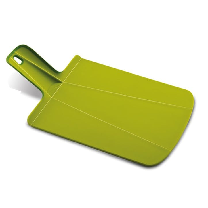 Chop2Pot Folding Chopping Board - Small; Green