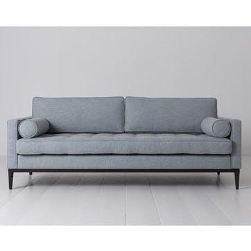 3 Seater Sofa, Model 02, Seaglass