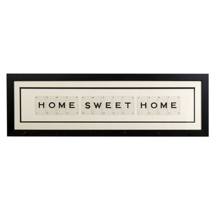 'Home Sweet Home' Word Frame